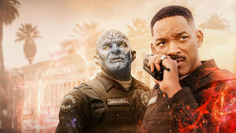 Best 20 Fantasy - Migliori Film - Bright (2017)