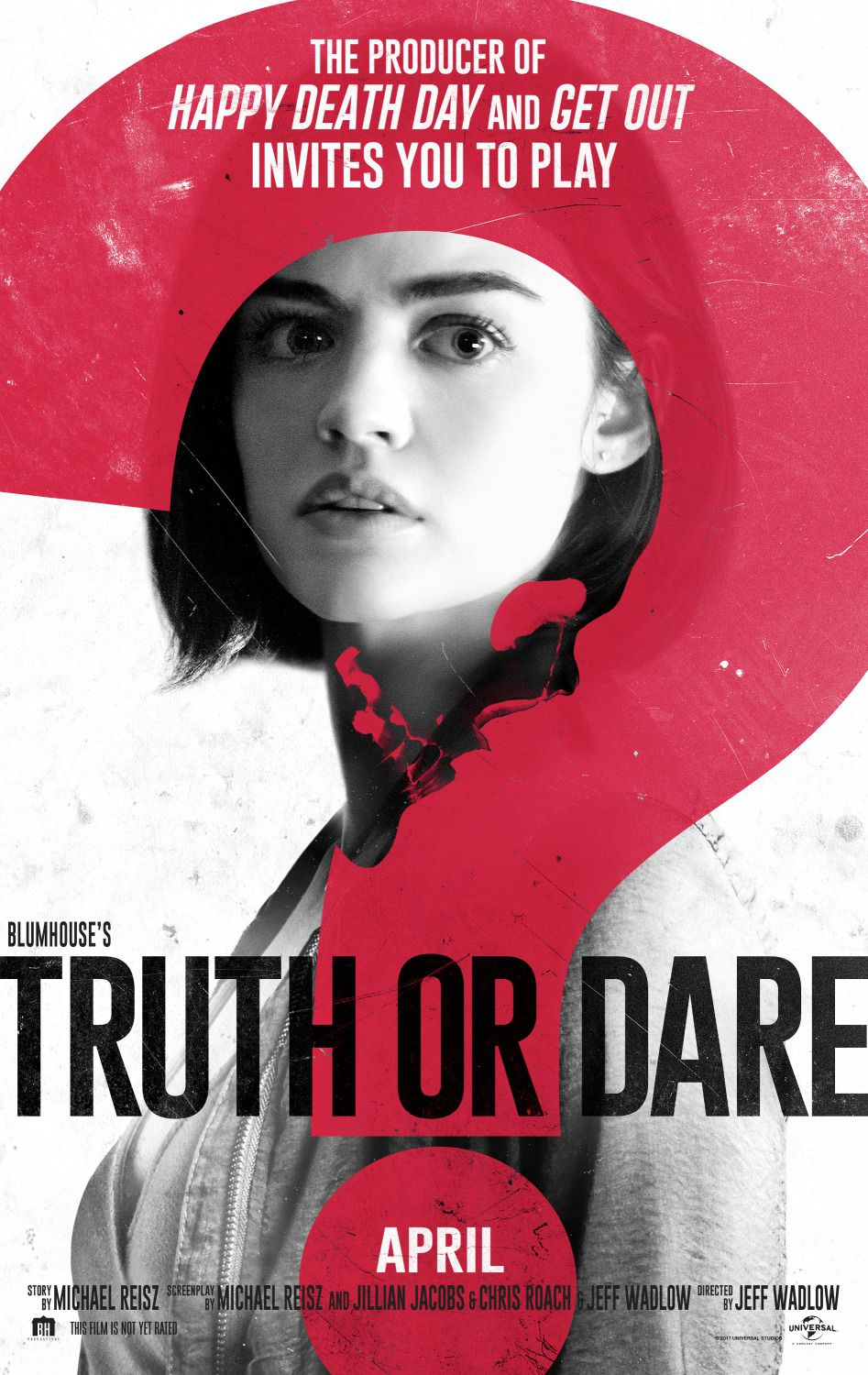 Blumhouse's Truth or Dare - film poster