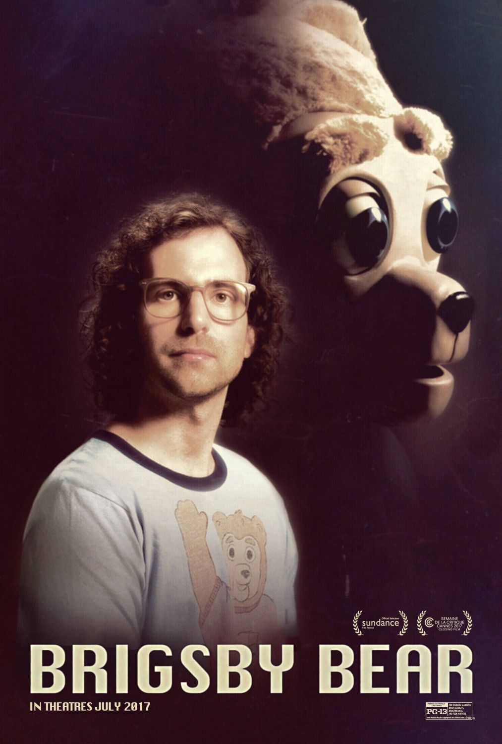 Brigsby Bear comedy film poster