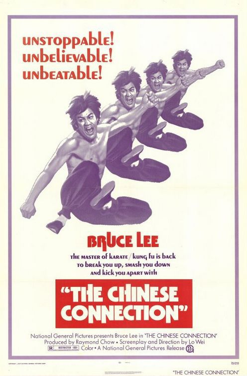 Chinese Connection - Dalla Cina con furore (Jing wu men fist of fury) - Bruce Lee