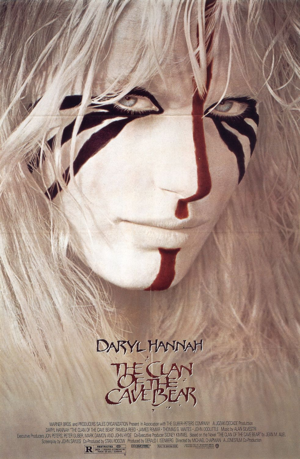 Cro Magnon: odissea nella preistoria - Clan of the Cave Bear 1986 by Michael Chapman - Cast: Daryl Hannah, Pamela Reed, James Remar, Thomas G. Waites