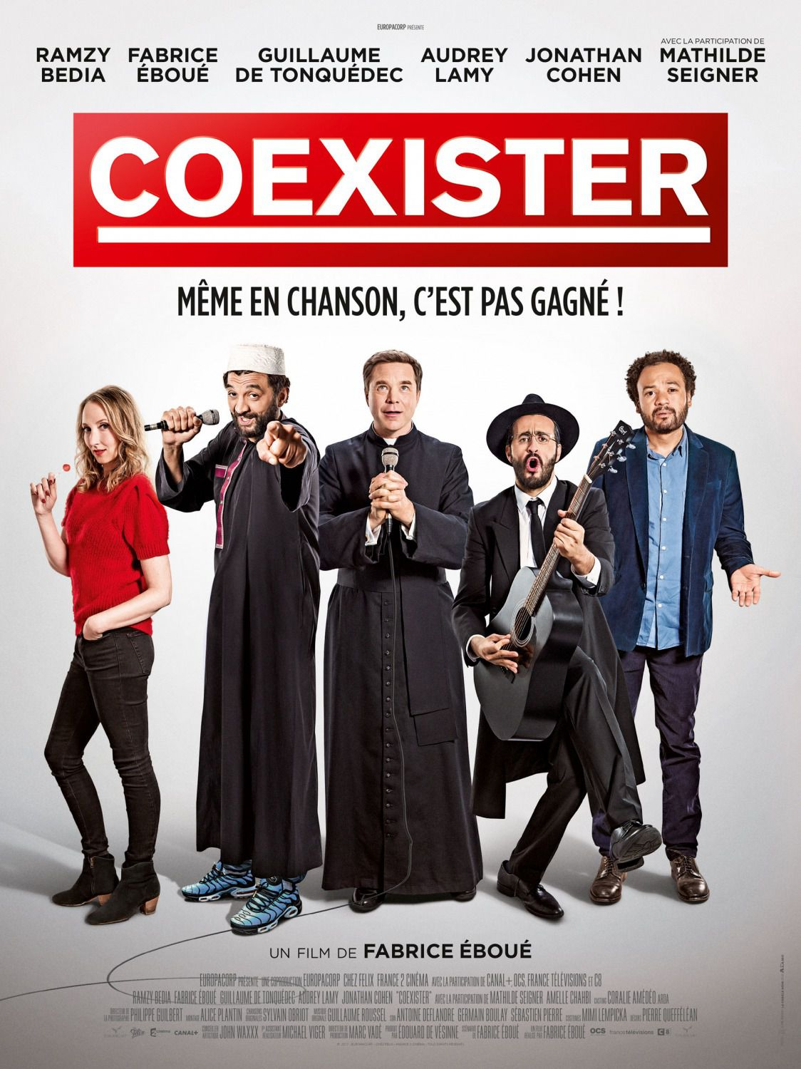 Coexister - Coesistenza - Coexistence - comedy film poster