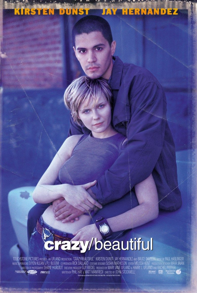 Crazy - Beautiful - film poster