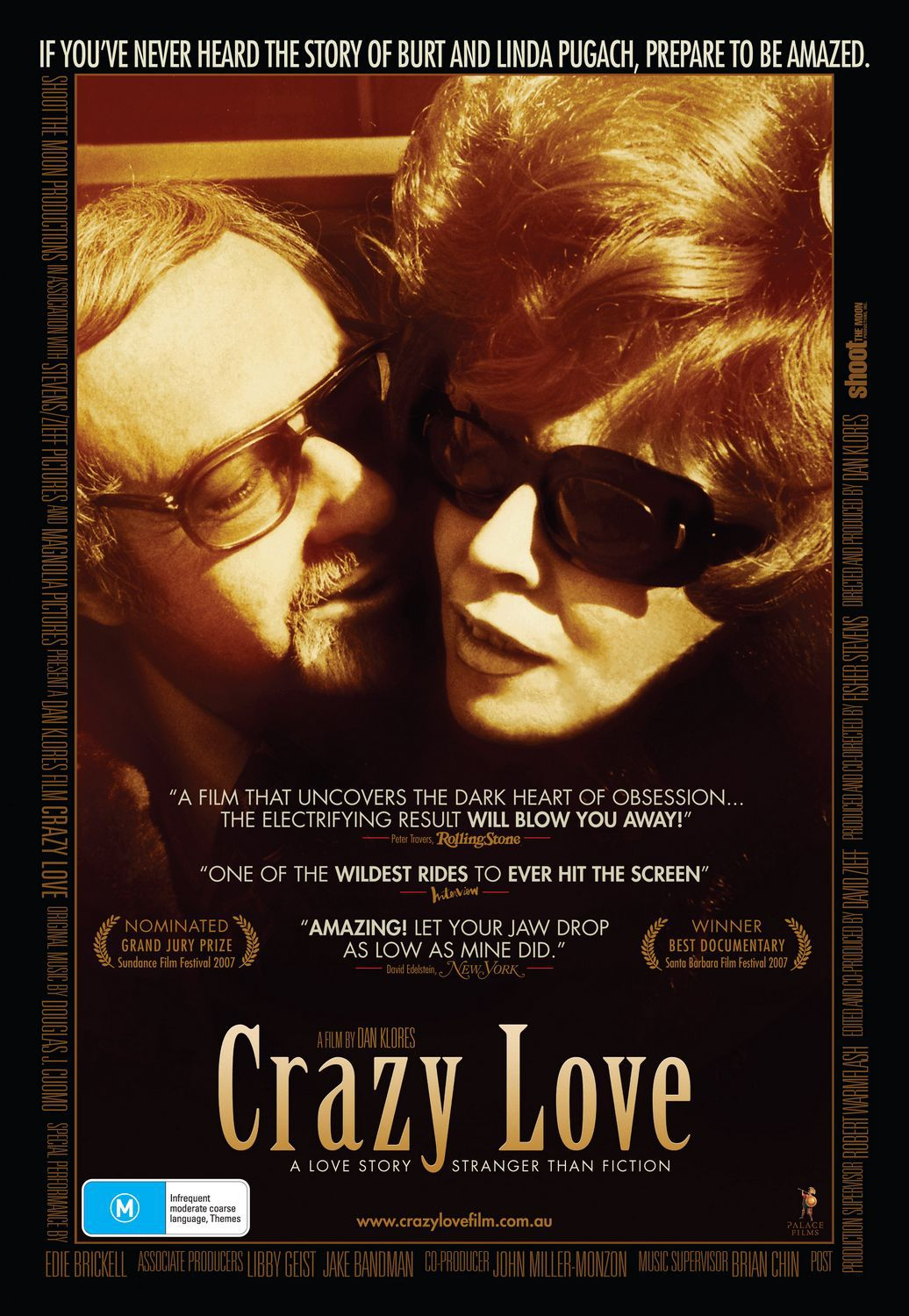 Crazy Love - film poster