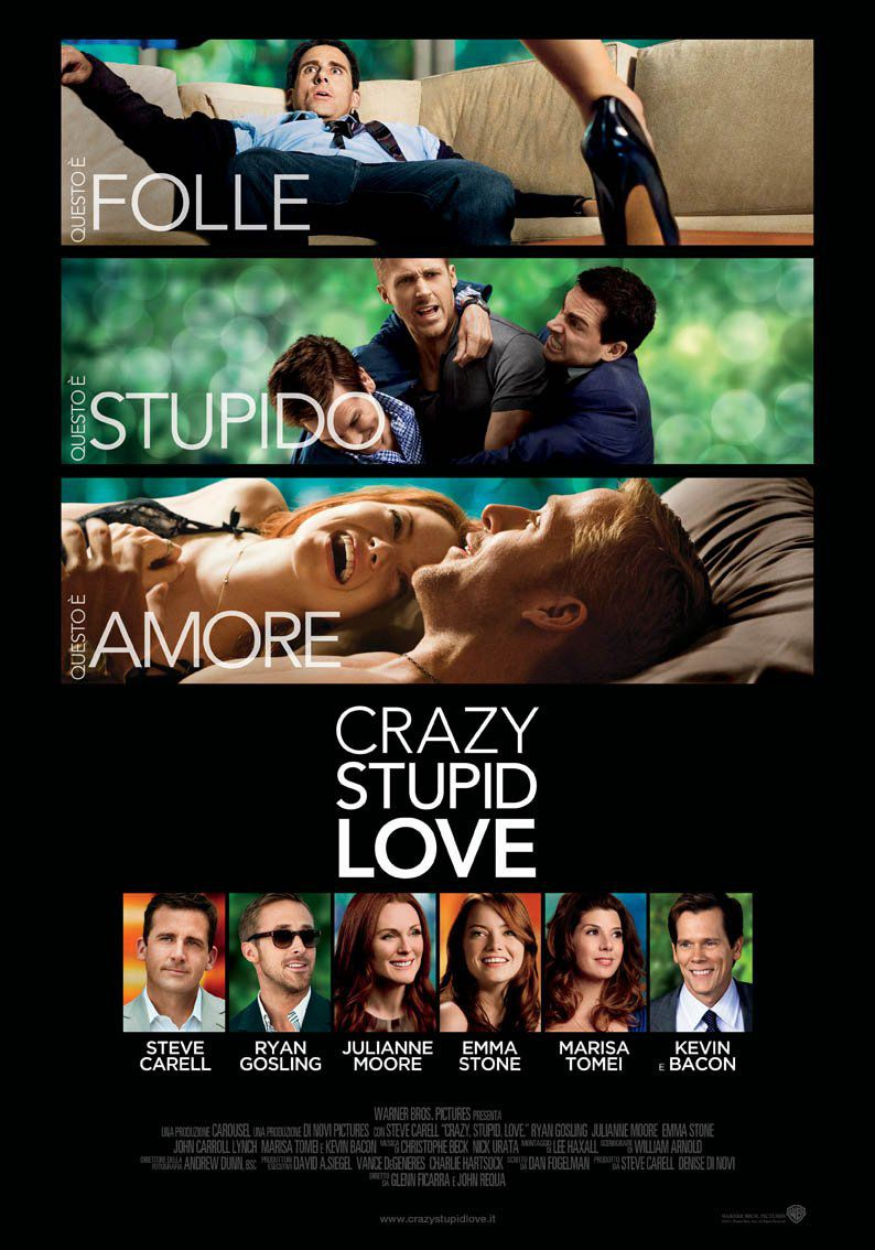 Crazy, Stupid, Love - film poster