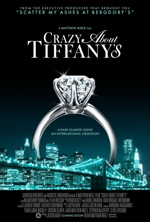 Crazy about Tiffanys