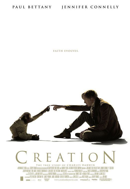 Creation - film poster