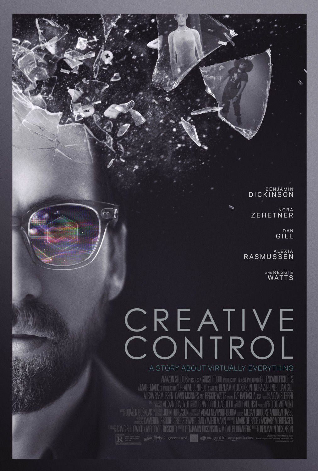 Creative Control - film poster