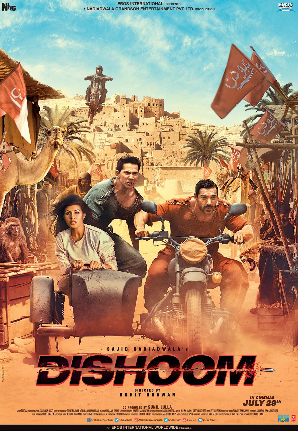 Dishoom - film poster
