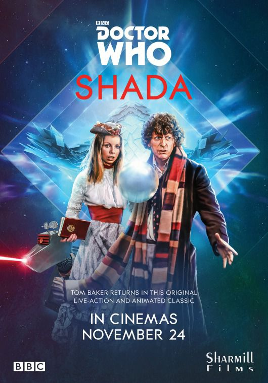 Doctor Who 2018 Shada
