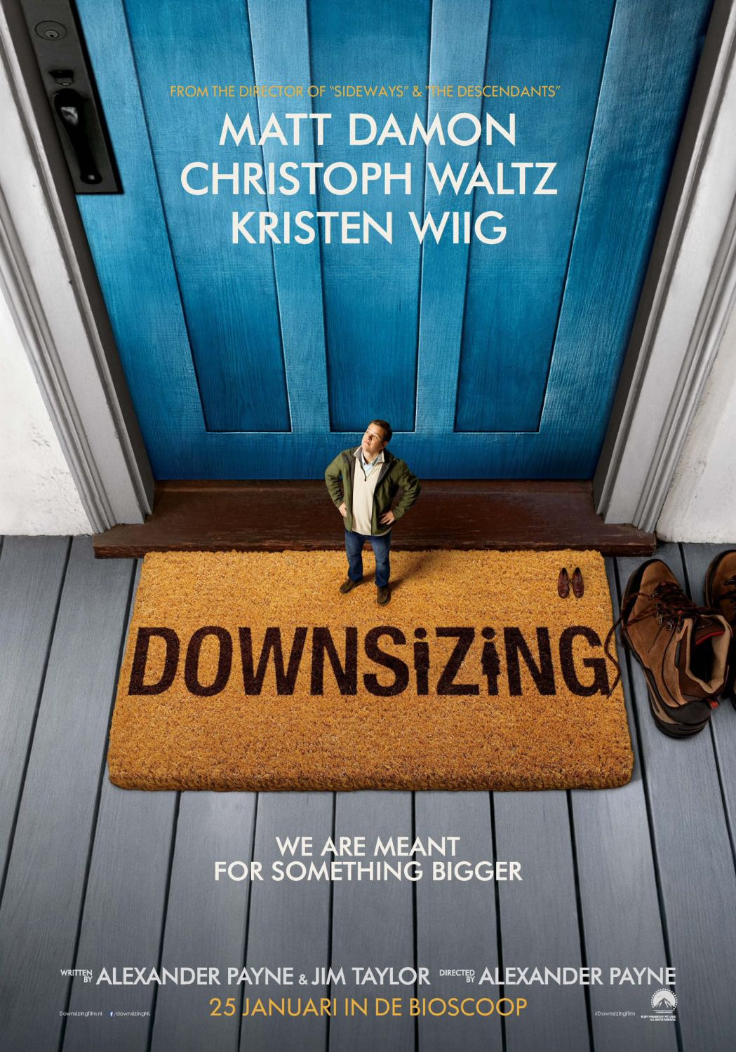 Downsizing - welcome