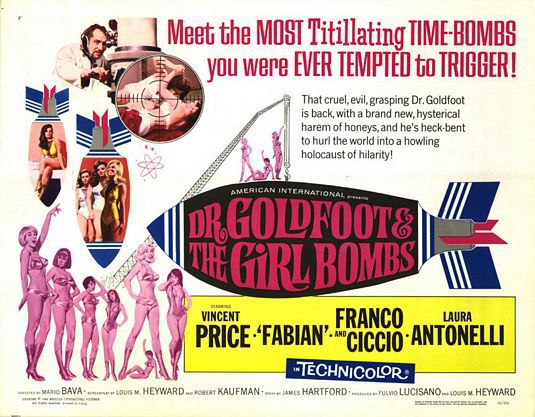 Dr Goldfoot and the Girl bombs