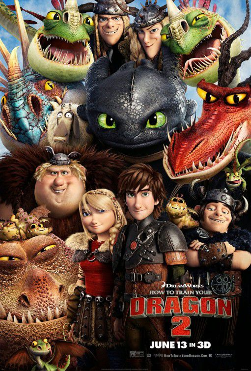 Dragon Trainer 2 - How to train your Dragon continue adventure