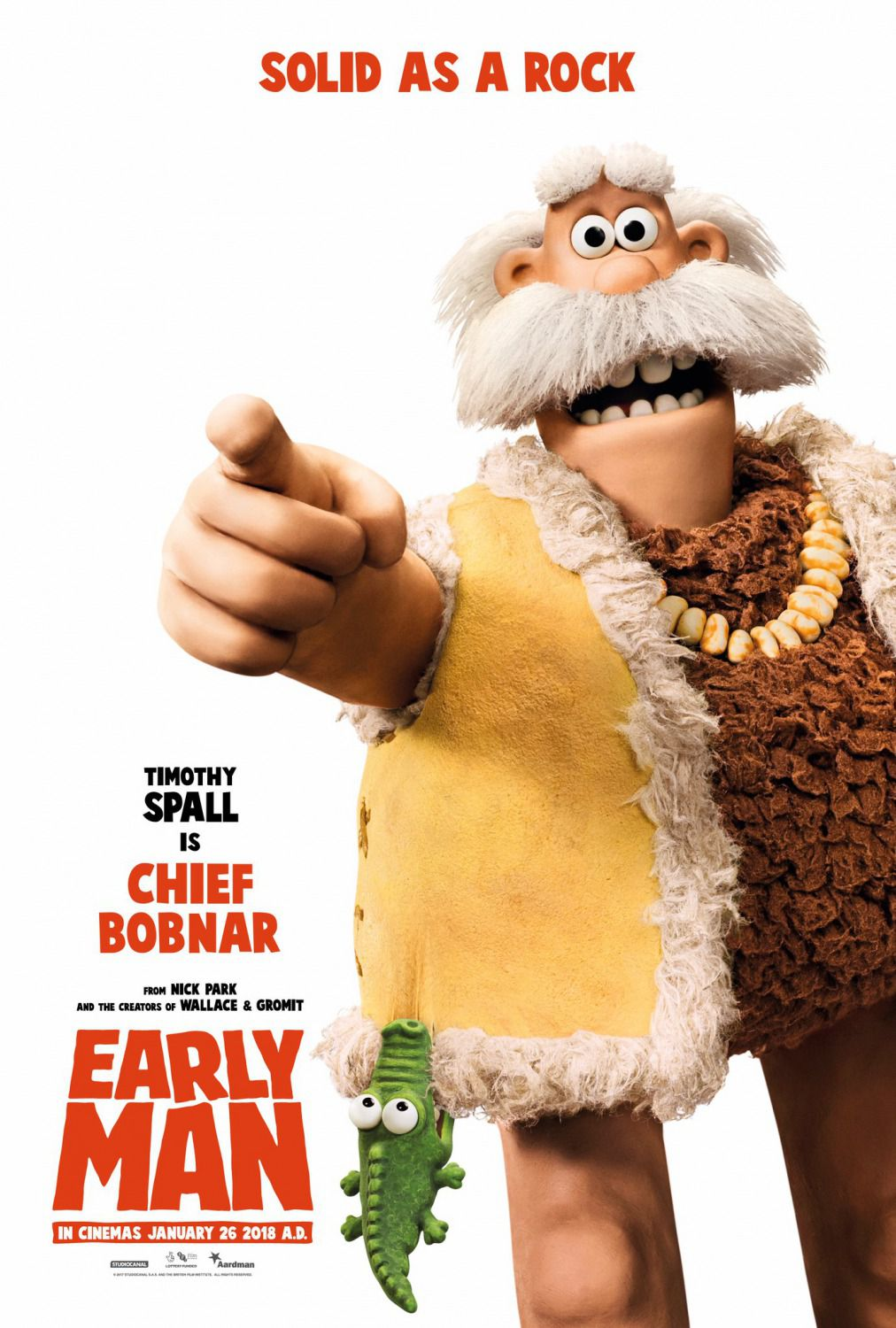 Early Man - Chief Boss Bobnar