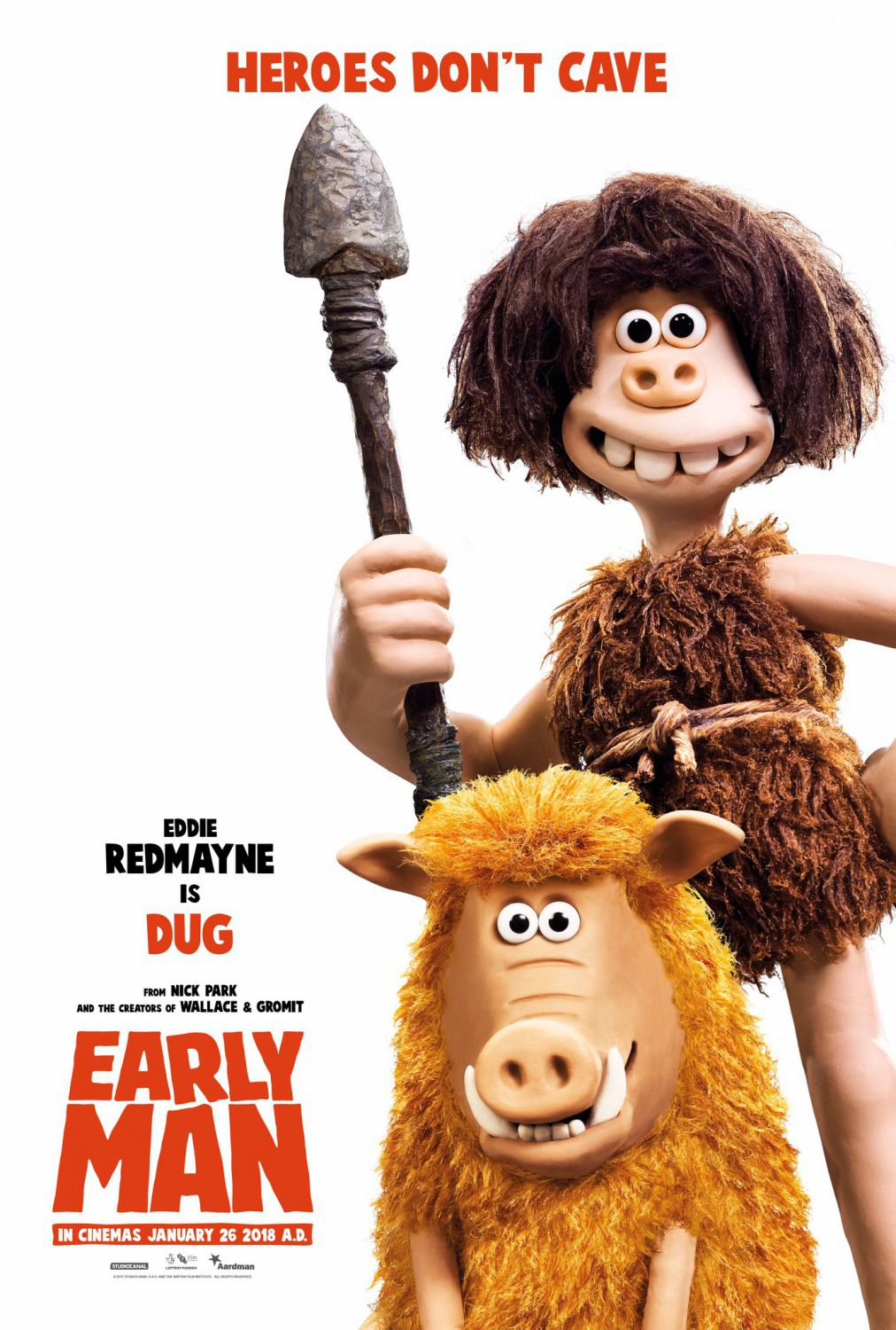 Early Man - Dug