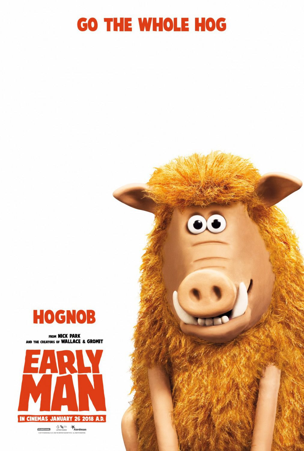 Early Man - Hognob