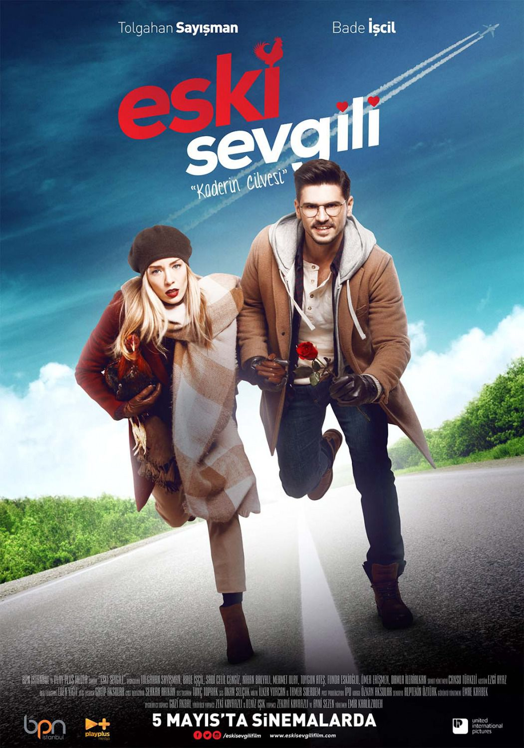 Eski Sevgili - Ex Girlfriend - love film poster