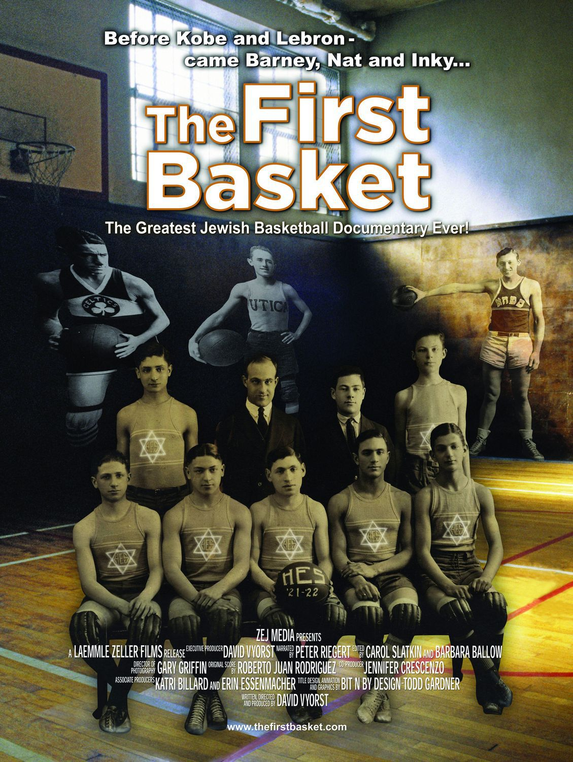 First Basket  - film poster