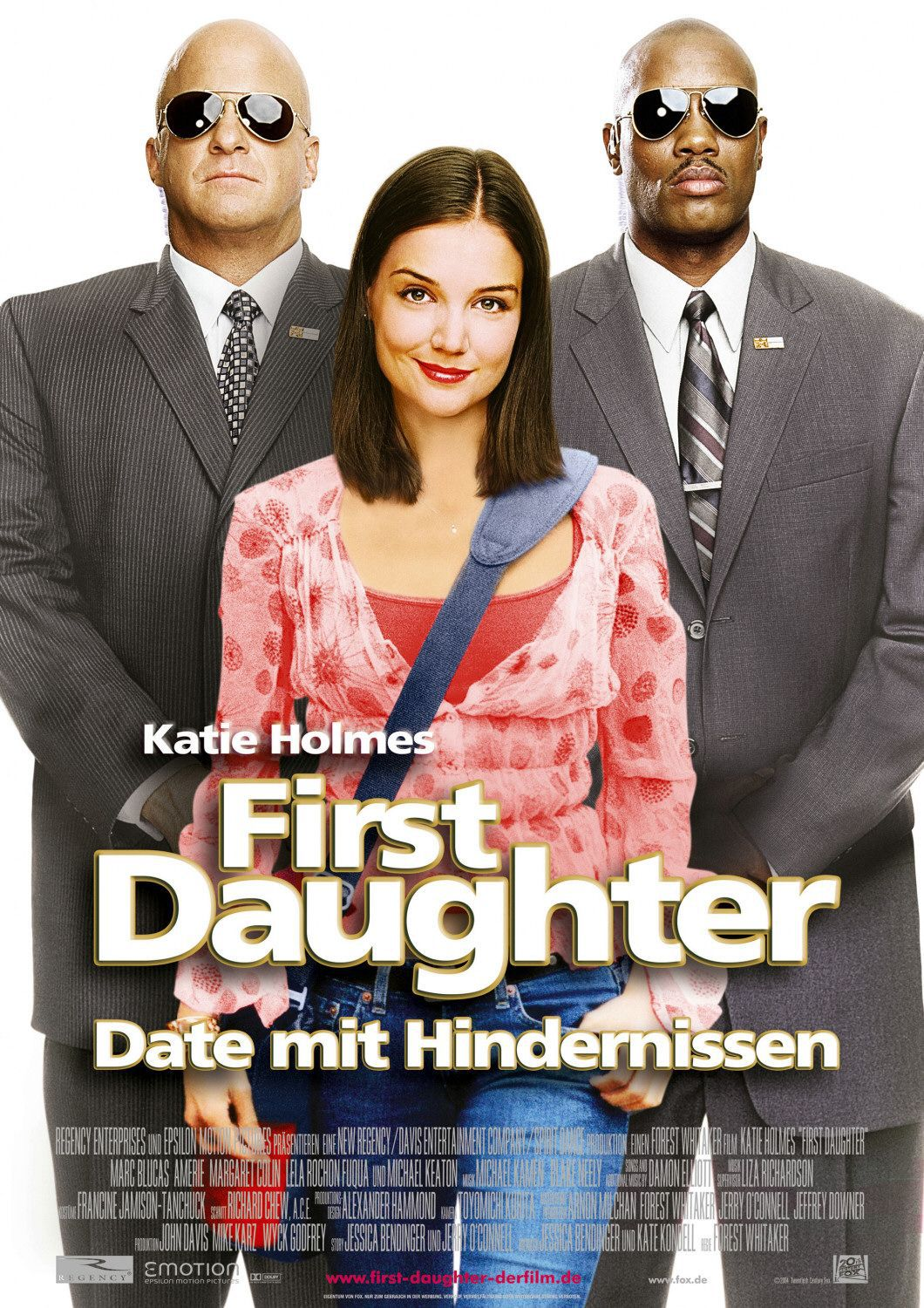 First daughter - film poster