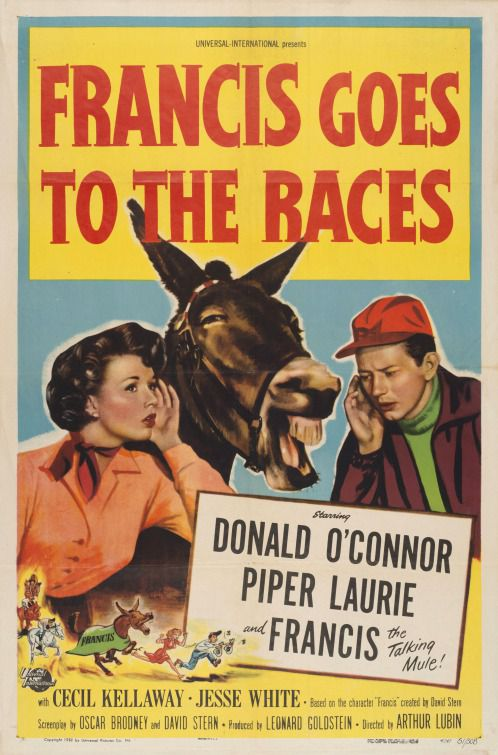 Francis goes to the Races (1951)
