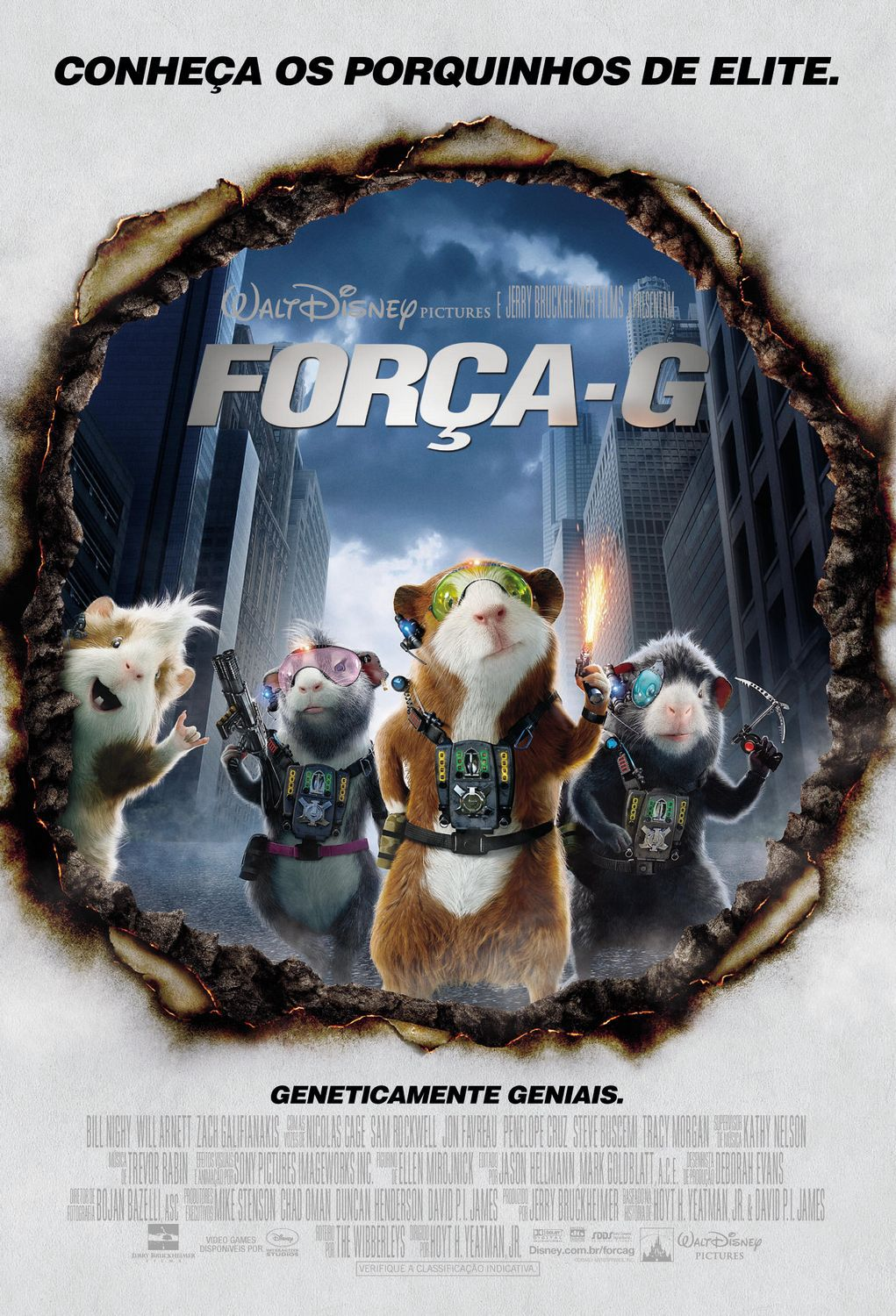 G-Force - Forca-G