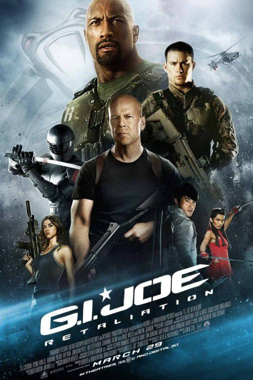 G.I. Joe Retaliation - La Vendetta (2013)