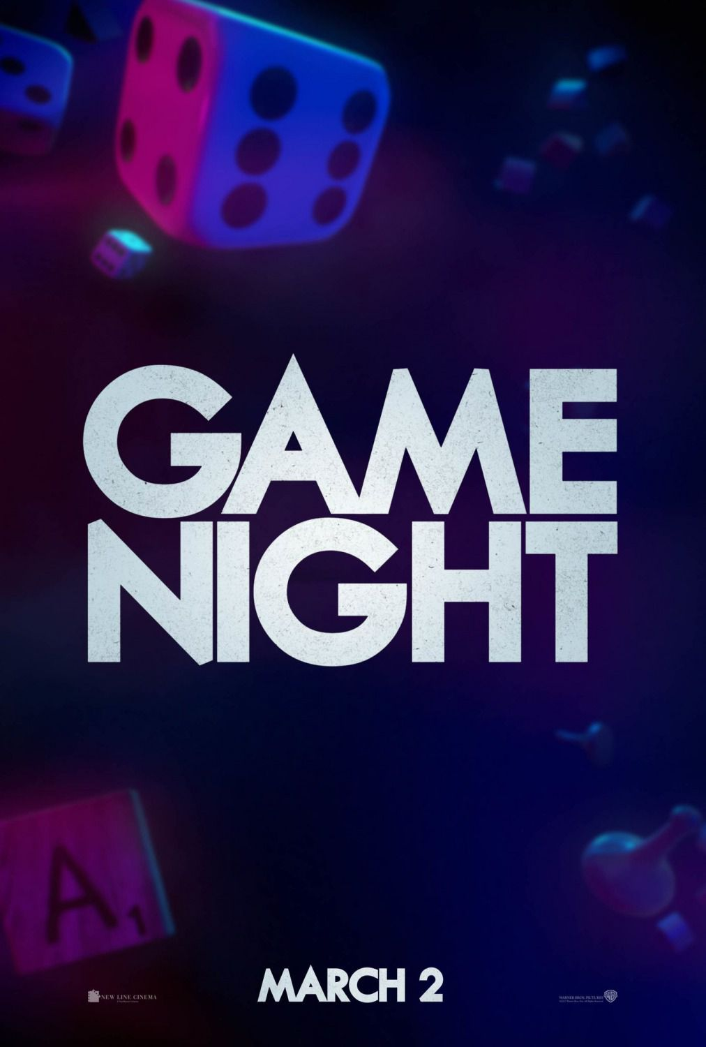 Game Night  - poster