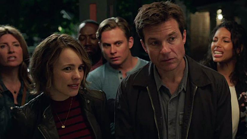 Game Night  ...  Thriller commedia con Rachel McAdams e Jason Bateman