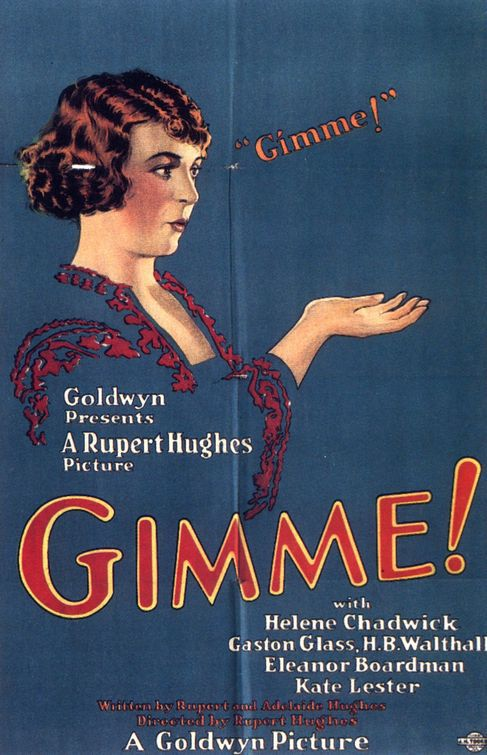 Gimme! (1923)