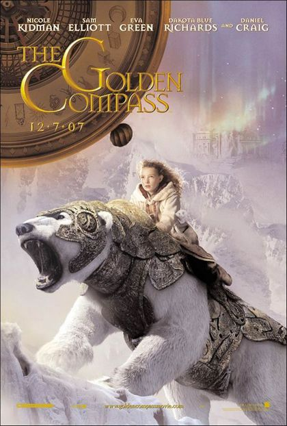 The Golden Compass - La bussola d'oro - 1995