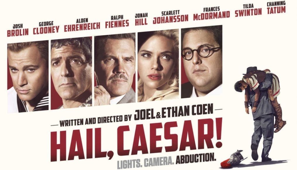 Hail, Caesar! - Ave Cesare! - poster