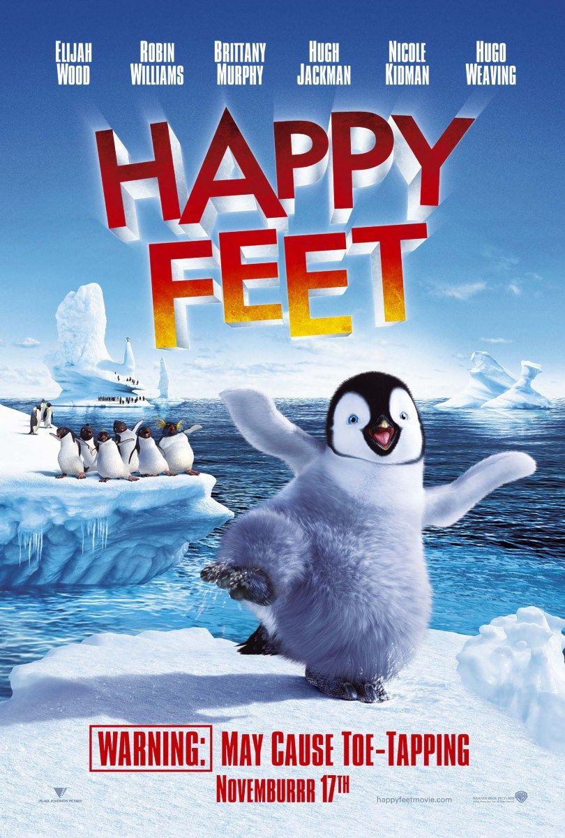 Happy Feet - film poster