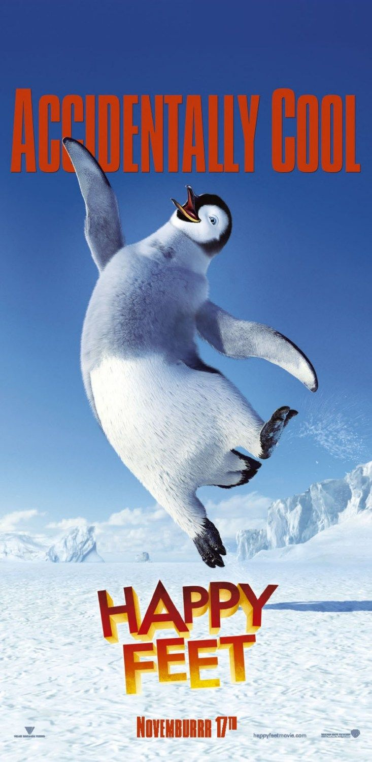 Happy Feet - Accidentally Cool