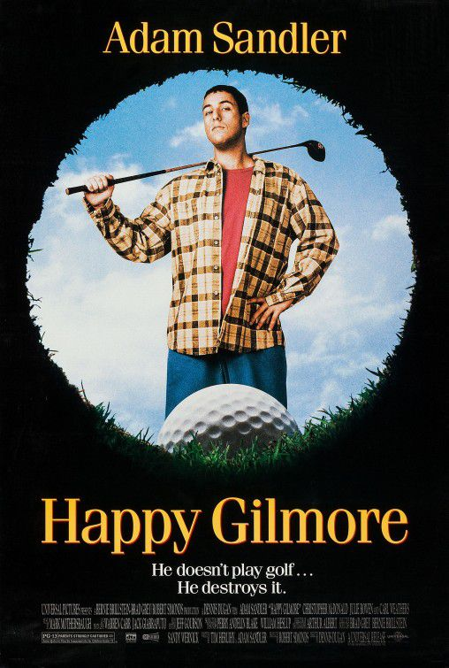 Happy Gilmore - Un Tipo Imprevedibile