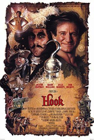 Hook - Capitan Uncino (1991)