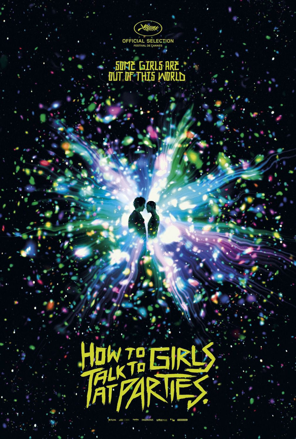 How to Talk to Girls at Parties - Come parlare alle Ragazze alle Feste - film poster