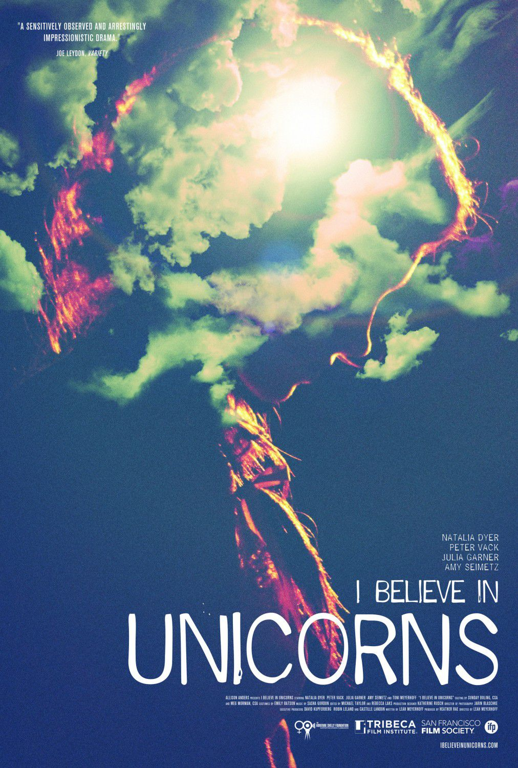 I Believe in Unicorns - film poster