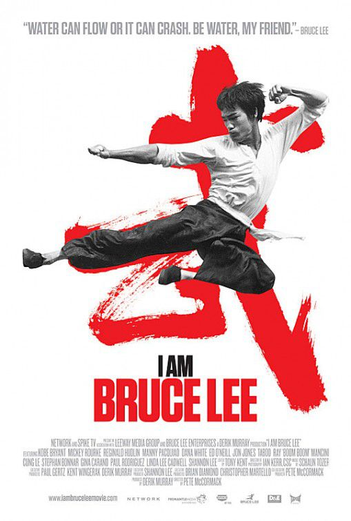 I am Bruce Lee - film story and life - poster