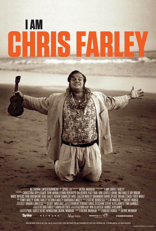 I am Chris Farley - poster