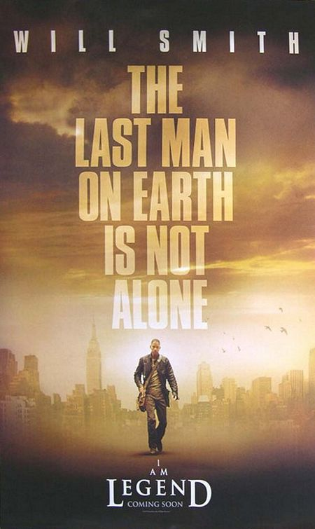 The last man on Earth is not alone