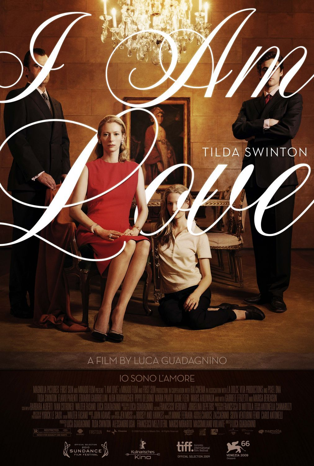 I am Love by Luca Guadagnino