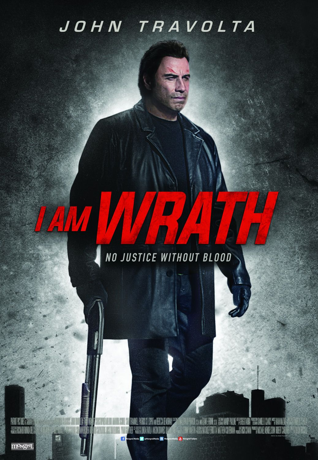 I am Wrath - Io sono Vendetta film poster