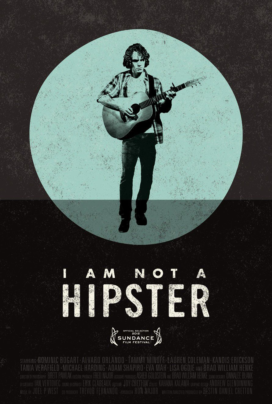 I am not a Hipster - film poster