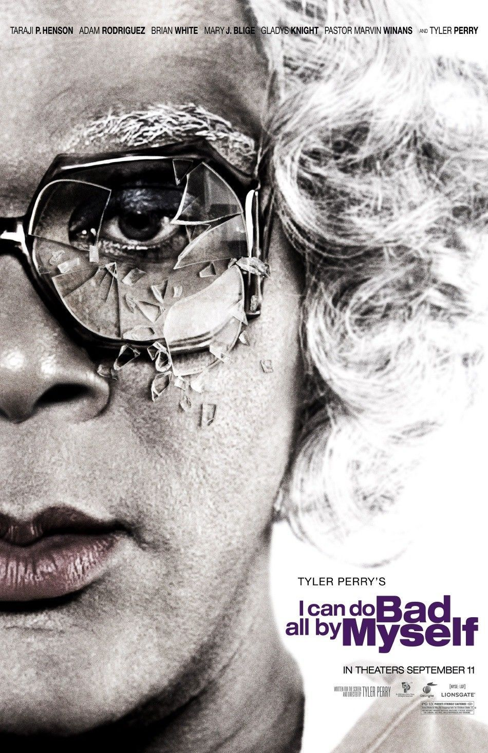 Tyler Perry's ... I can do Bad all by Myself - film poster