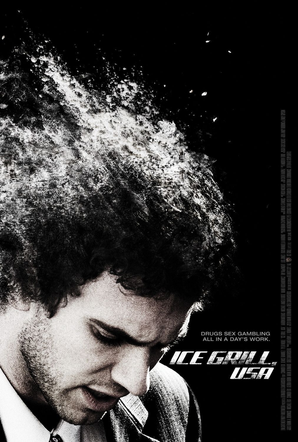 Ice Grill USA - poster