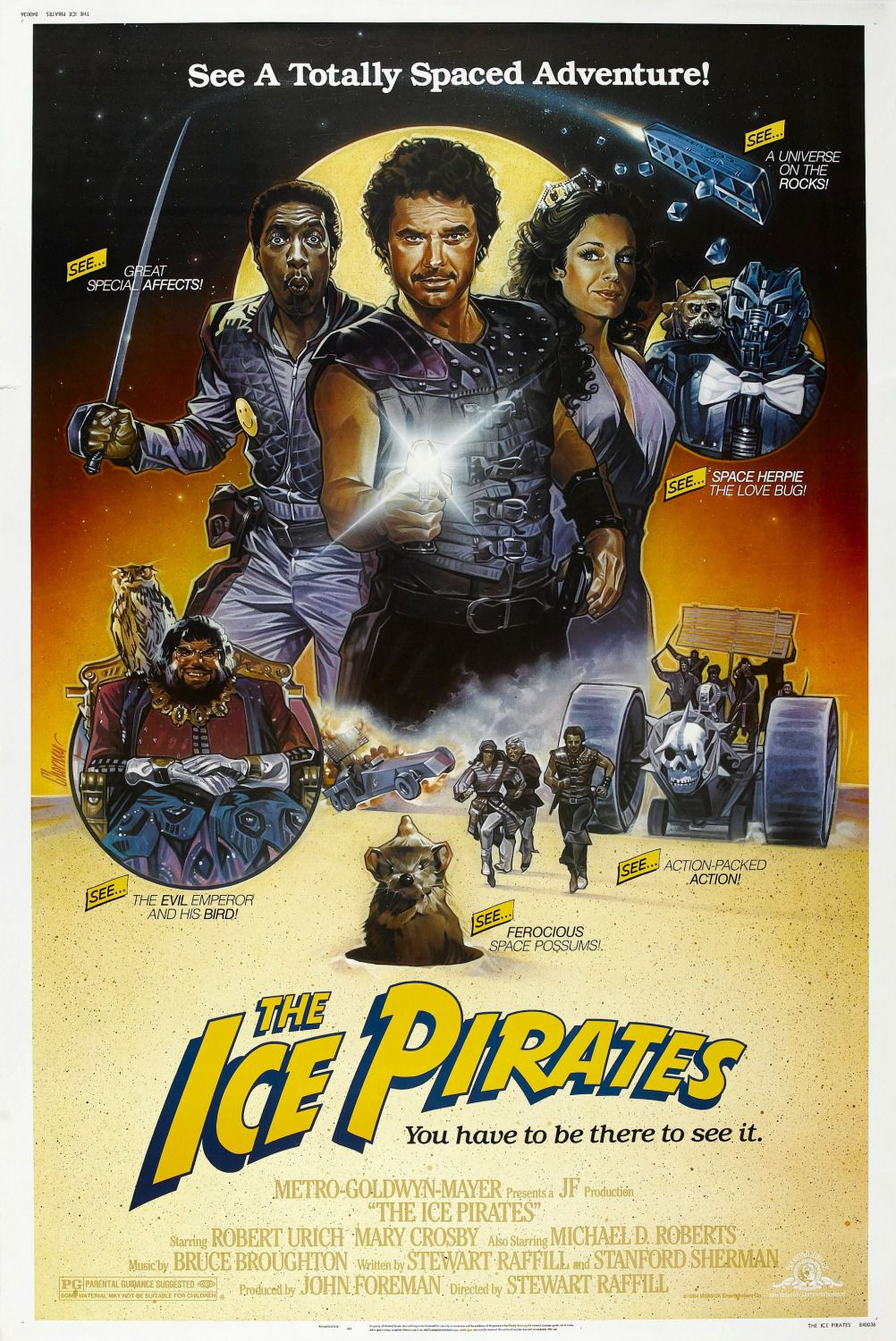 Ice Pirates film poster