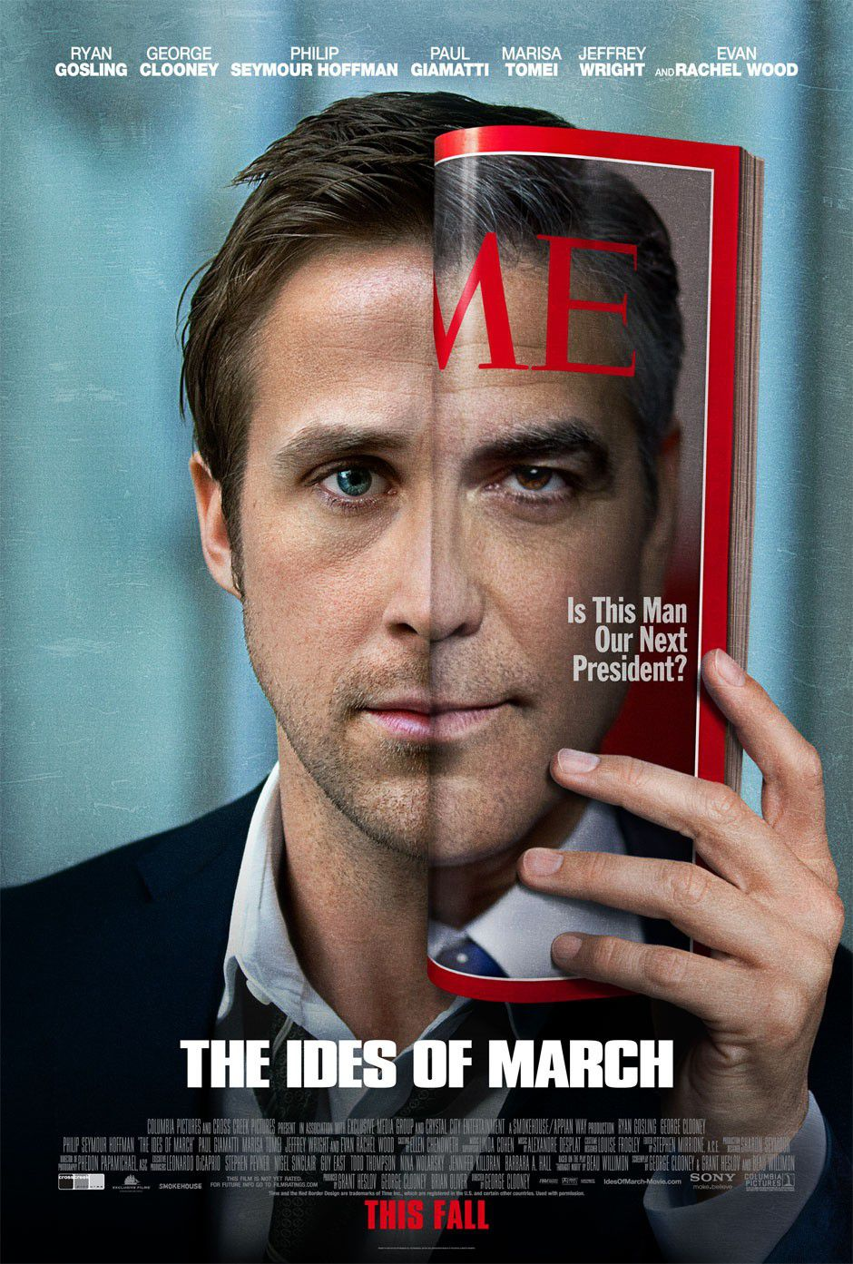 Ides of March - Idi di Marzo - film poster