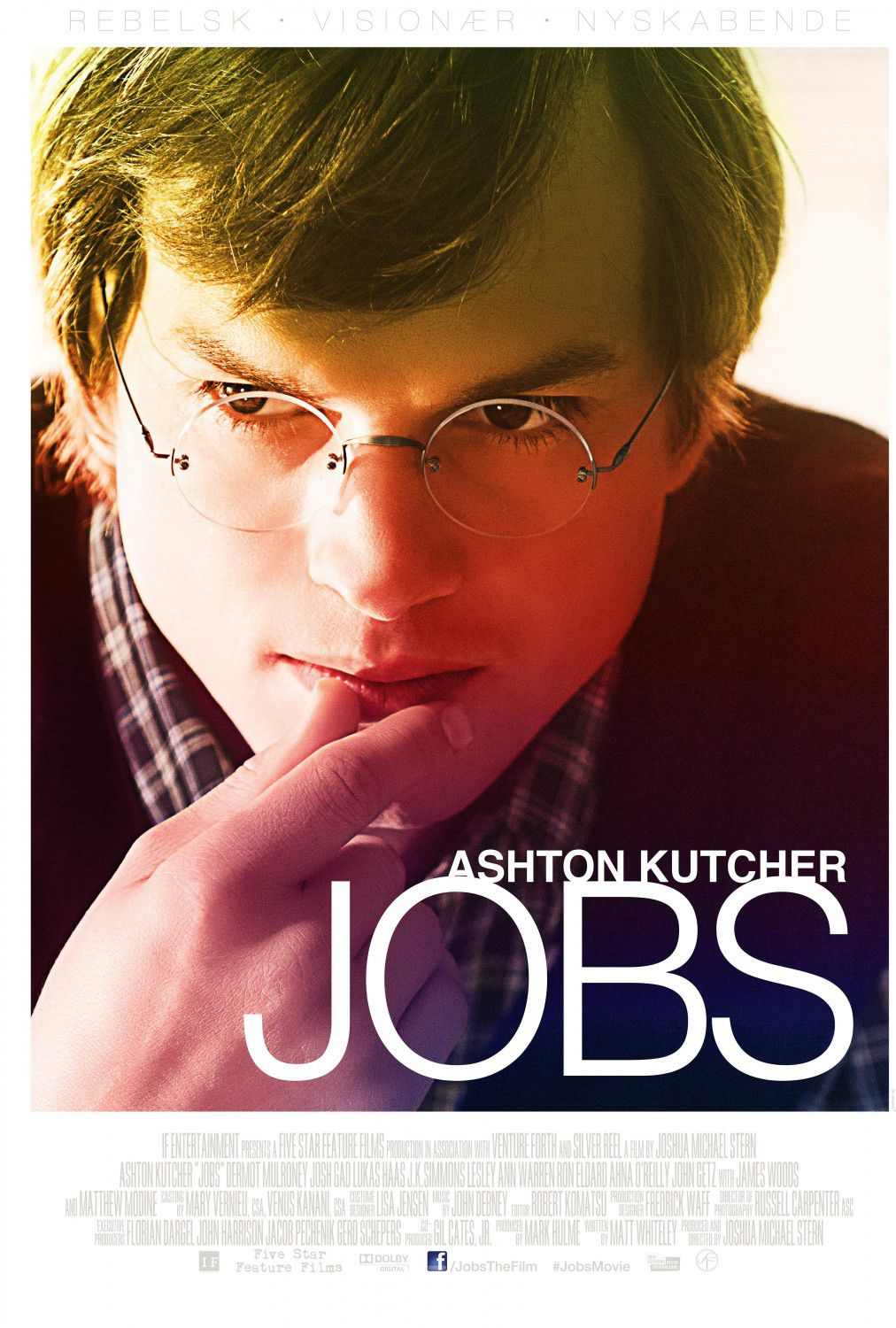 Jobs (film 2013) - Ashton Kutcher