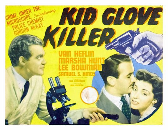 Kid glove Killer - Delitto al microscopio