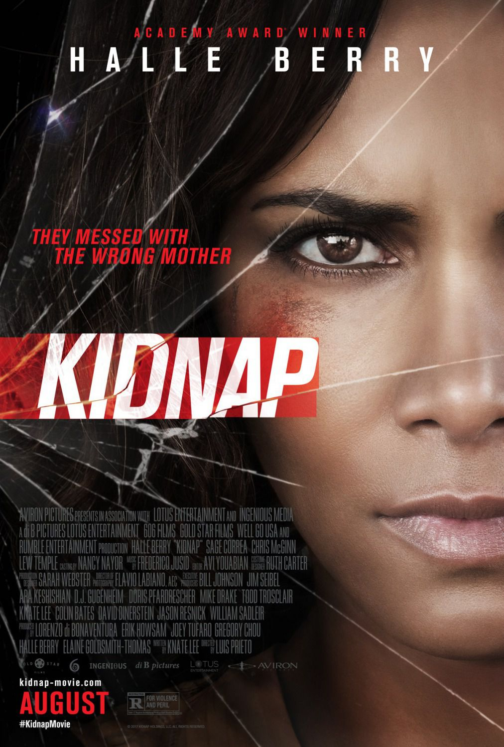 Kidnap film poster